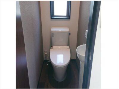 トイレを一新